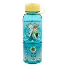 Khuyến Mãi Binh nước 2 trong 1 Disney Frozen Store with Snack Pot  Nasa Toys