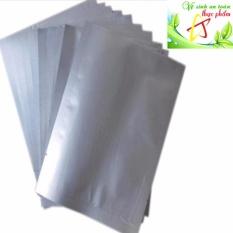 Bộ 100 túi hút chân không PA/PE 20x30cm an toàn cho sức khỏe