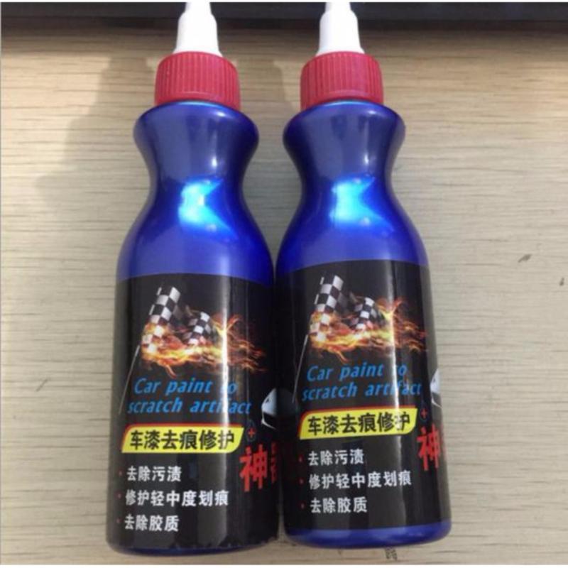 Bộ 2 chai Kem xóa vết xước đa năng ô tô F1- CC công nghệ Nano