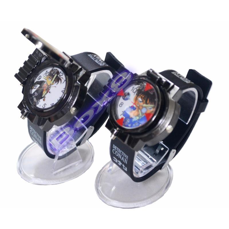 Nơi bán Bộ 2 chiếc đồng hồ Conan đeo tay chiếu đèn laser
