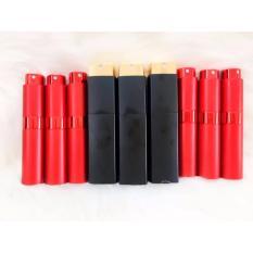 Bộ 4 lọ chiết nước hoa 1 xanh 2 đỏ 10ml 1 đen 20ml