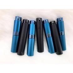 Bộ 4 lọ chiết nước hoa 3 đen 1 xanh
