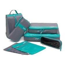 Giá Khuyến Mại Bộ 7 túi du lịch chống nước (Xanh)