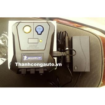 Bộ bơm ô tô, xe máy Michelin 4399ml/12264 + Nguồn 220v/12v 60w