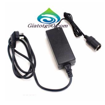 Bộ Chuyển Đổi Nguồn Điện 220V Đầu Cắm Ô TÔ 12V/60W/5A 206071