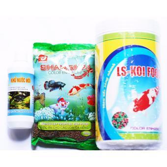 Bộ sản phẩm nuôi cá kiểng