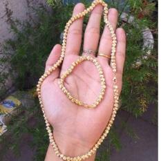 Bộ Trang Sức Nữ Xi Vàng 18k _ BTS130605 Gadoshop