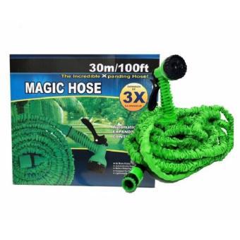 Bộ vòi xịt rửa xe tưới cây đa năng co giãn Magic Hose 30m ( Xanh ) - 8173390 , HA280OTAA51PA2VNAMZ-9300780 , 224_HA280OTAA51PA2VNAMZ-9300780 , 380000 , Bo-voi-xit-rua-xe-tuoi-cay-da-nang-co-gian-Magic-Hose-30m-Xanh--224_HA280OTAA51PA2VNAMZ-9300780 , lazada.vn , Bộ vòi xịt rửa xe tưới cây đa năng co giãn Magic Hose 30m