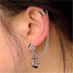 Bông tai đeo vành tai neo thuyền