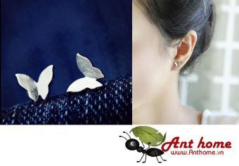 Bông tai (Khuyên tai) hình bướm trắng Simple Style phong cách ChâuÂu (BT05) - 8034920 , AN689OTAA3VMMSVNAMZ-6939786 , 224_AN689OTAA3VMMSVNAMZ-6939786 , 31900 , Bong-tai-Khuyen-tai-hinh-buom-trang-Simple-Style-phong-cach-ChauAu-BT05-224_AN689OTAA3VMMSVNAMZ-6939786 , lazada.vn , Bông tai (Khuyên tai) hình bướm trắng Simple Style