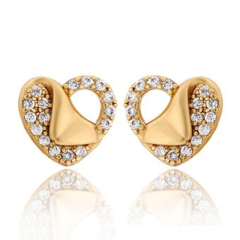 Bông tai thời trang cao cấp Bily Shop XP 129 (Vàng)