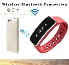 Bounabay Brand Bluetooth 4.0 Smart Bracelet Smartband Pedometer Sport Smart Wristband Fitness Tracker Smart Band For Android – intl