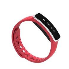 Bounabay Brand Bluetooth 4.0 Smart Wristband Smartband Pedometer Sport Smart Wristband Fitness Tracker Smart Band For Android – intl