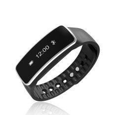 Bounabay Brand Bluetooth 4.0 Smart Wristband Smartband Pedometer Sport Smart Wristband Fitness Tracker Smart For Android – intl