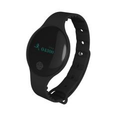 Bounabay Thương Hiệu Ban Đầu Thông Minh Bluetooth Vòng Đeo Sức Khỏe Băng Cổ Tay Thể Thao FitnessTracker Đeo Thông Minh Chống Nước Đo Quãng Đường Đi-quốc tế