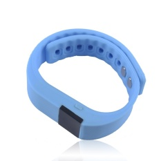 Bounabay Brand Original Bluetooth Smart Bracelet Pedometer Fitness Tracker Step Counter Sleep Monitor Sport Wristband For Andriod – intl