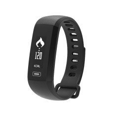 Bounabay Brand Smart Sport Hand Ring Step Blood Pressure Oxygen Oximeter Sport Bracelet Watch intelligent For iOS Android – intl