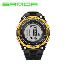 Bounabay Brand Watch 341 Fashion Men's Watch Casual Sport digital-watch Luxury LED wristwatches Mans relogio masculino Watches Men Clock – intl