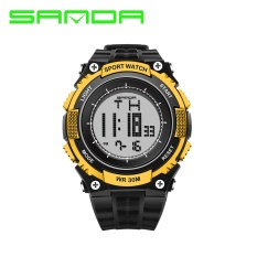 Bounabay Brand Watch 341 Style Male Digital Watch Men military army Watch water resistant Date Calendar LED Sports Watches – intl