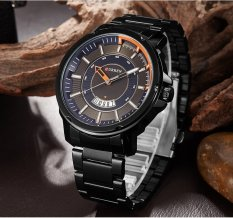 Bounabay Brand Watch Luxury Curren Date Army Military Watches Mens Quartz-Watch Curren Orologio Uomo 8229 – intl