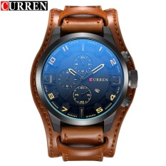 Bounabay Brand Watch Men Luxury Analog Men Military Reloj Hombre Quartz Curren Sports Watches 8225 – intl