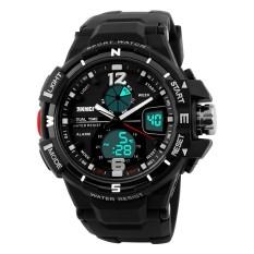 Brand Watch1148 Fashion Watch Men G Style Waterproof LED Sports Military Watches Shock Men's Analog Quartz Digital Watch relogio masculino – intl