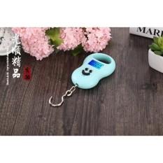 Cân Điện Tử Cầm Tay Du Lịch Portable Mini 50Kg