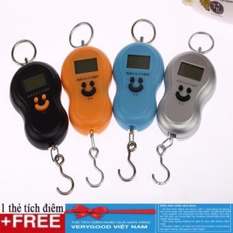 Cân điện tử cầm tay mini + Tặng kèm thẻ tích điểm Verygood