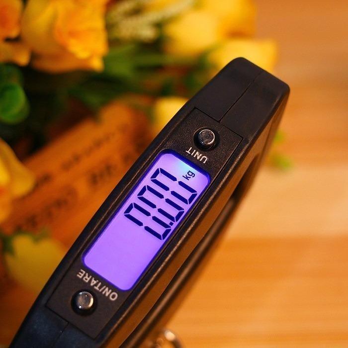 Cân hành lý cầm tay Electronic Luggage Scale - Cân từ 10g-50Kg