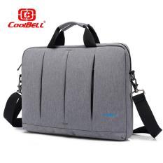 """Cặp đựng laptop coolbell 0109 15.6"""" (màu ghi)"""