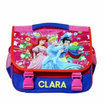 Cặp học sinh cấp 1 Clara