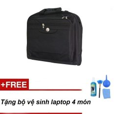 Cặp Laptop + Tặng bộ vệ sinh 4 món