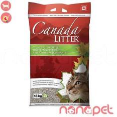 Cát Vệ Sinh Cho Mèo Canada Litter Túi 18kg