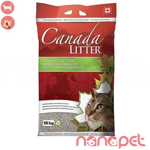 Cập Nhật Giá Cát Vệ Sinh Cho Mèo Canada Litter Túi 18kg