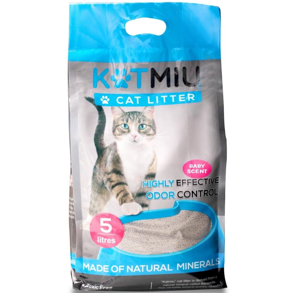 Chỗ bán Cát vệ sinh cho mèo KATMIU hương Baby