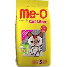 Mẫu sản phẩm Cát vệ sinh cho mèo me-o cat litter – 5 lít