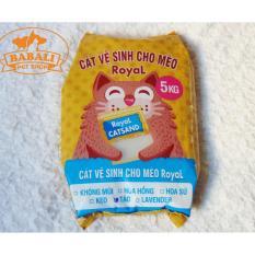 Nơi mua Cát Vệ Sinh Mèo BABALI Gói 5 Ký – bbl_020130