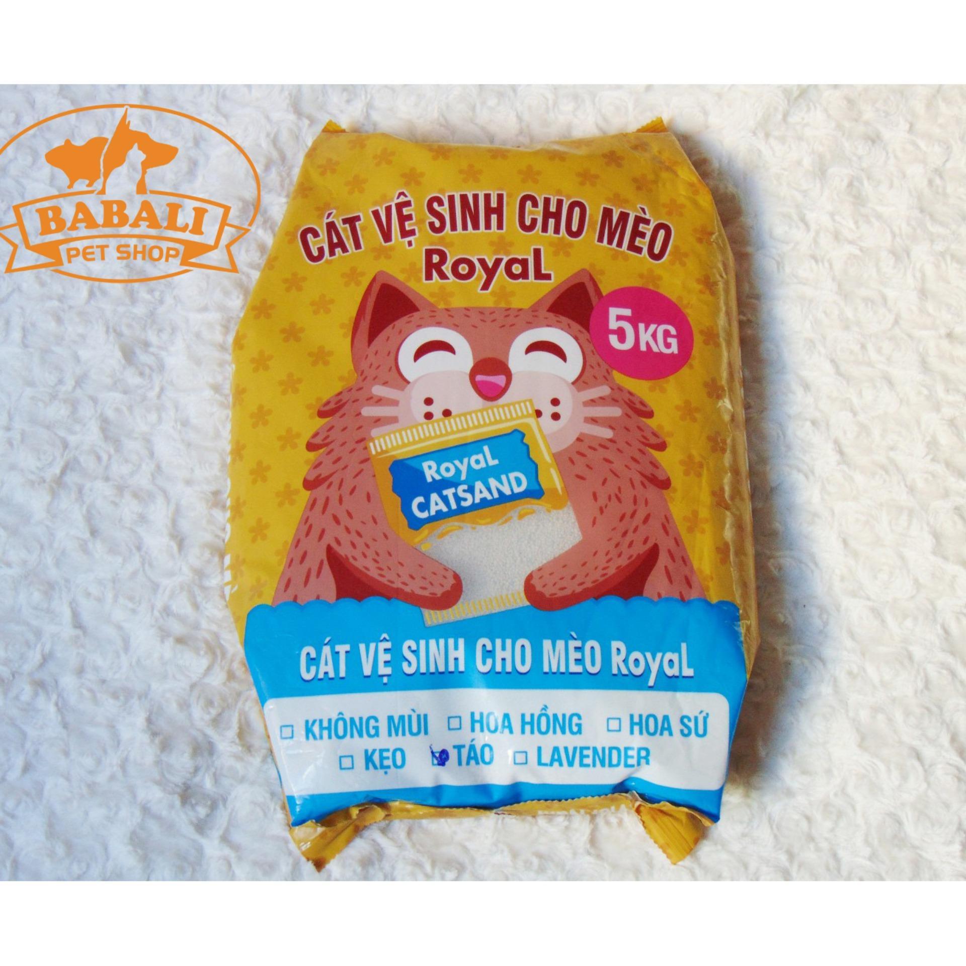 Cát Vệ Sinh Mèo BABALI Gói 5 Ký - bbl_020130