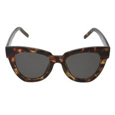 Bảng Giá Chic Cat Eye Unisex Box Sea Sunglasses (Irregular Frame Grey Lens) – intl  crystalawaking