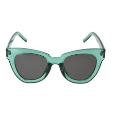 Giá Sốc Chic Cat Eye Unisex Man Female Box Sea Sunglasses(Green)-one size – intl   UNIQUE AMANDA