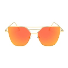 Giá Sốc Chic Popular Fashionable Metal Box Colorful Trendy Sunglasses(Gold)-one size – intl   UNIQUE AMANDA