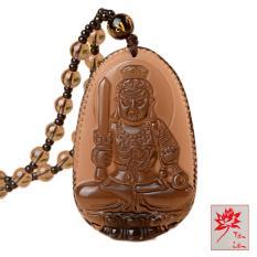 Chuỗi hạt đeo cổ mặt Bất Động Minh Vương – Phật bản mệnh người tuổi Dậu