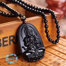 Nơi Bán Chuỗi hạt đeo cổ Phật Đại Nhật Như Lai cao cấp – Phật bản mệnh người tuổi Mùi, Thân