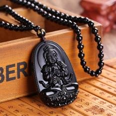 Bảng Giá Chuỗi hạt đeo cổ mặt Đại Nhật Như Lai – Phật bản mệnh người tuổi Mùi, Thân