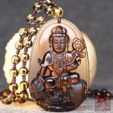 Chuỗi hạt đeo cổ mặt Phổ Hiền Bồ Tát – Phật bản mệnh người tuổi Thìn Tỵ