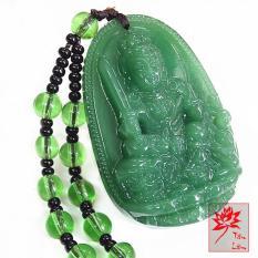 Chuỗi hạt đeo cổ mặt Văn Thù Bồ Tát – Phật bản mệnh người tuổi Mão