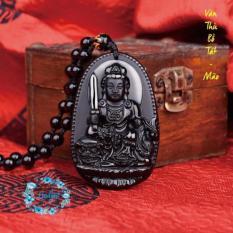 Chuỗi hạt đeo cổ Phật Văn Thù Bồ Tát cao cấp – Phật bản mệnh người tuổi Mão