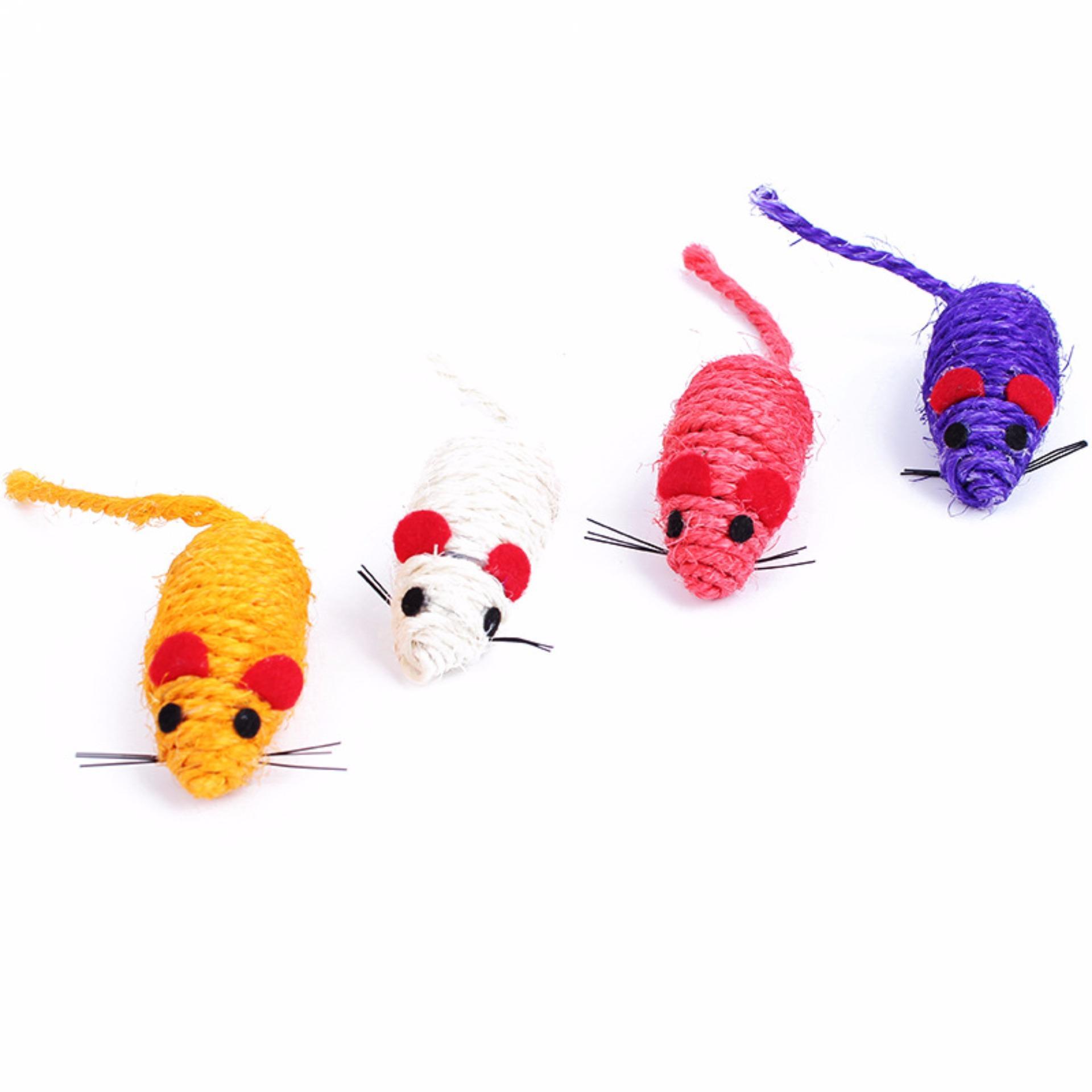 Chuột đan cho mèo TT