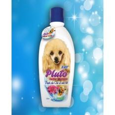 Dầu tắm cho chó có mùi hôi