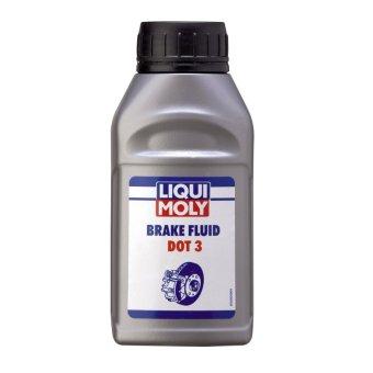 Dầu thắng cao cấp Liqui Moly Dot 3 3089 dùng được cho phanh ABS500ml